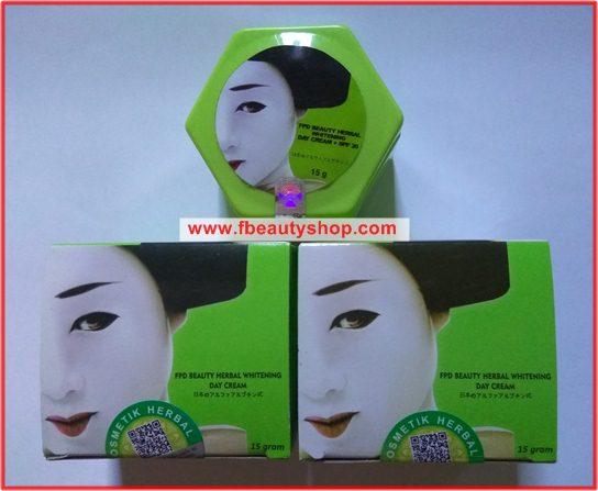 vege herbal cream FPD beauty herb BPOM