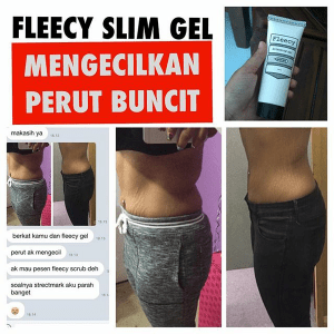 FLEECY SLIMMING GEL LOTION