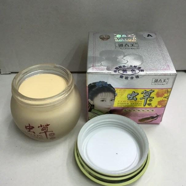 cream malam yu chun mei