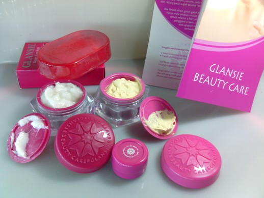glansie beauty care normal