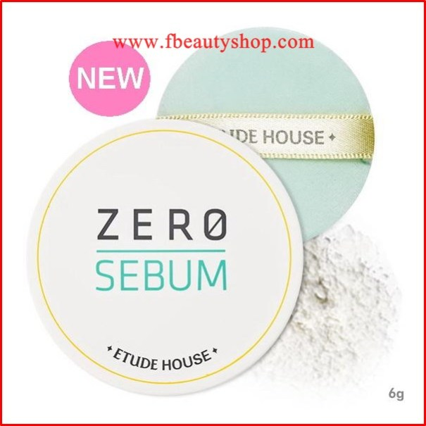Etude House Zero Sebum Drying Powder2