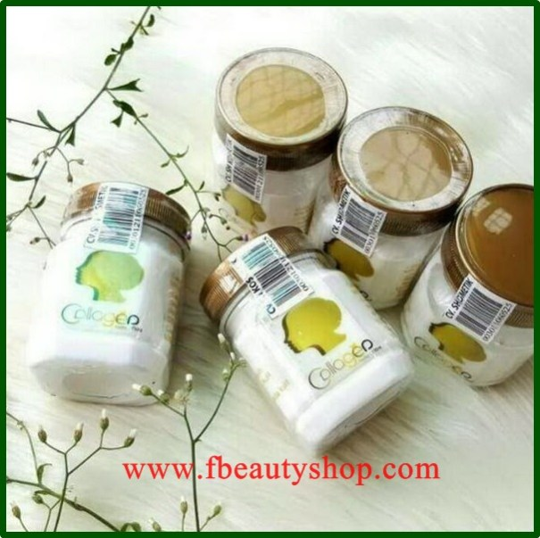 Bibit Collagen Original Pemutih kulit Cv Mecca