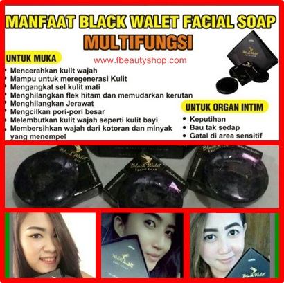 SABUN BLACK WALET ORIGINAL