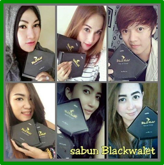 Sabun Black Walet Sabun Black Wallet Sabun Black Walet Facial