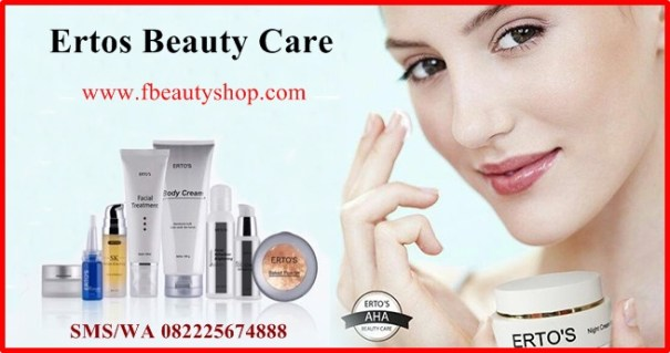 cream ertos beauty care asli