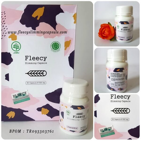 diet fleecy tea - by : CARA DIET MAMAH