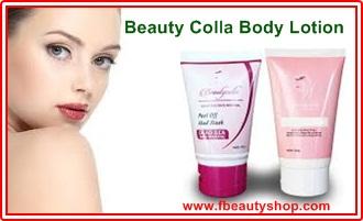 lotion beauty colla