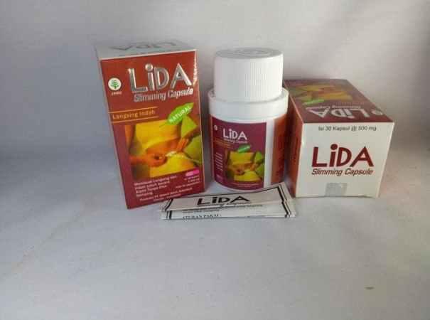 NITASAN Obat Herbal Pelangsing Alami