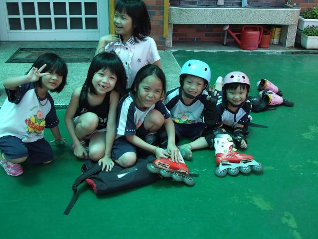 彰化市威爾森幼兒園   飛行寶貝專業體適能教育中心