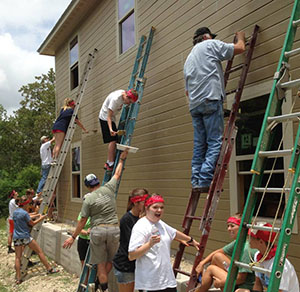 Holy Ghost Helps Habitat