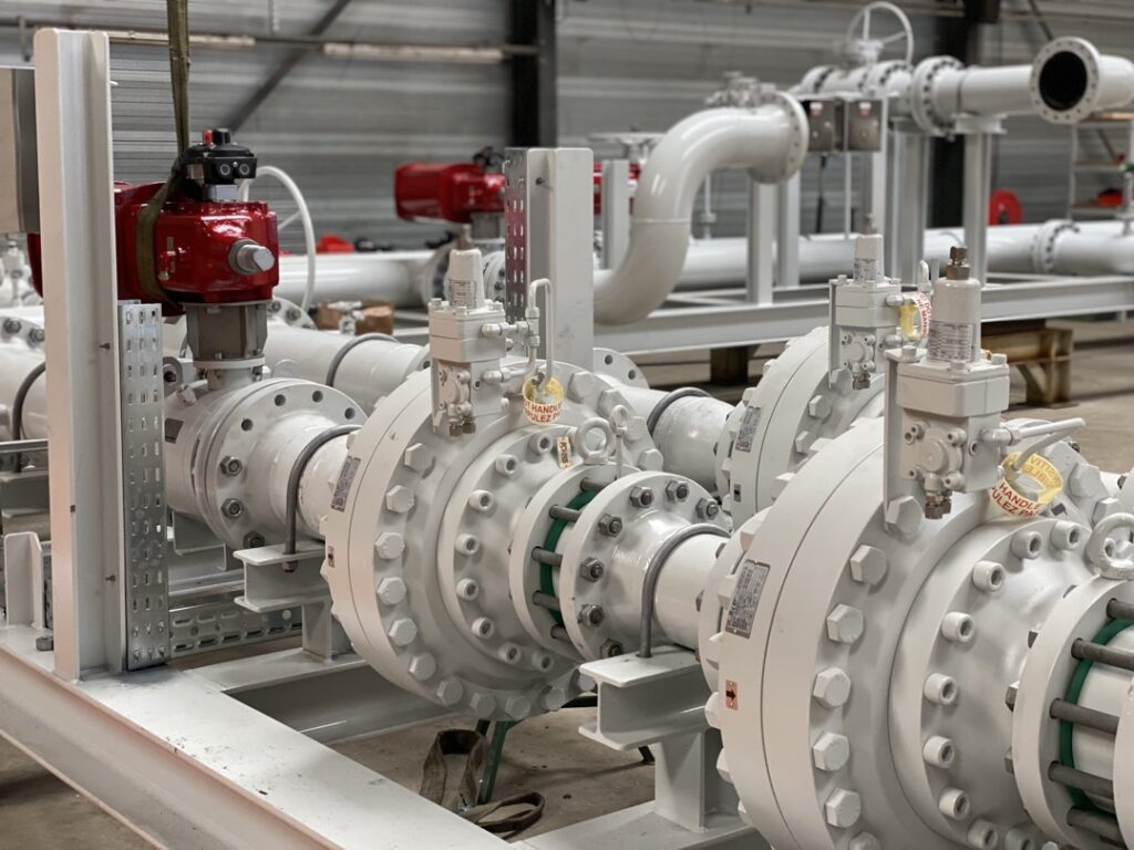 Gas Conditioning Plant