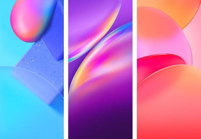 Vivo Y12s Official Stock HD Wallpapers