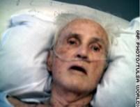 Rico in hospital