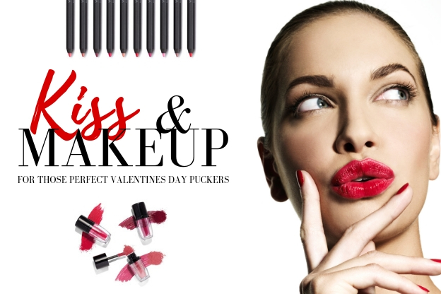 Kiss & Makeup: For Those Perfect Valentine's Day Puckers