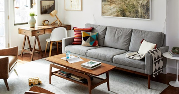 16 Modern Mid-Century Living Rooms to Find Your Inspiration