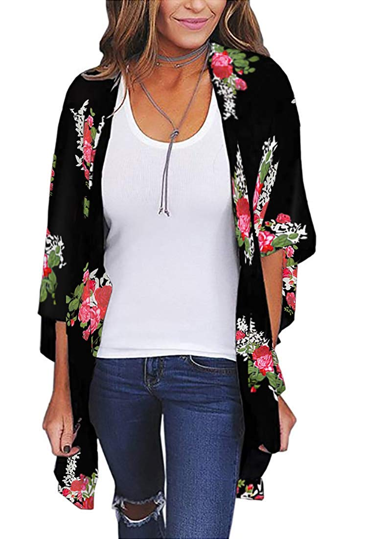 Find the Perfect Beach Kimono