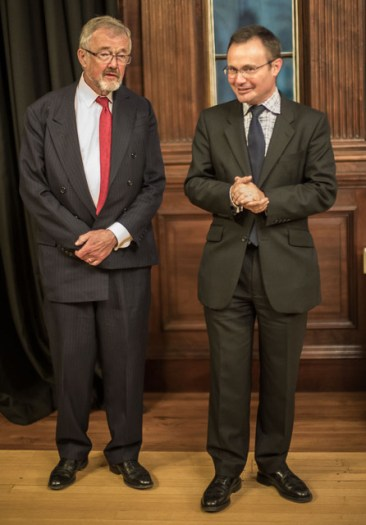 2018-09-27 Brexit Colloquium - Reception at French Consulate (by Mike Butcher) (4)