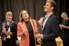 2018-09-27 Brexit Colloquium - Reception at French Consulate (by Mike Butcher) (9)
