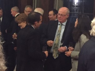 2018-09-27 Brexit Colloquium - Reception at French Consulate (by Simon Horsington) (4)
