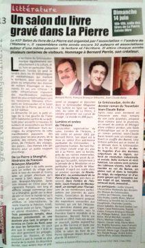 Grésivaudan Magazine, Juin 2015