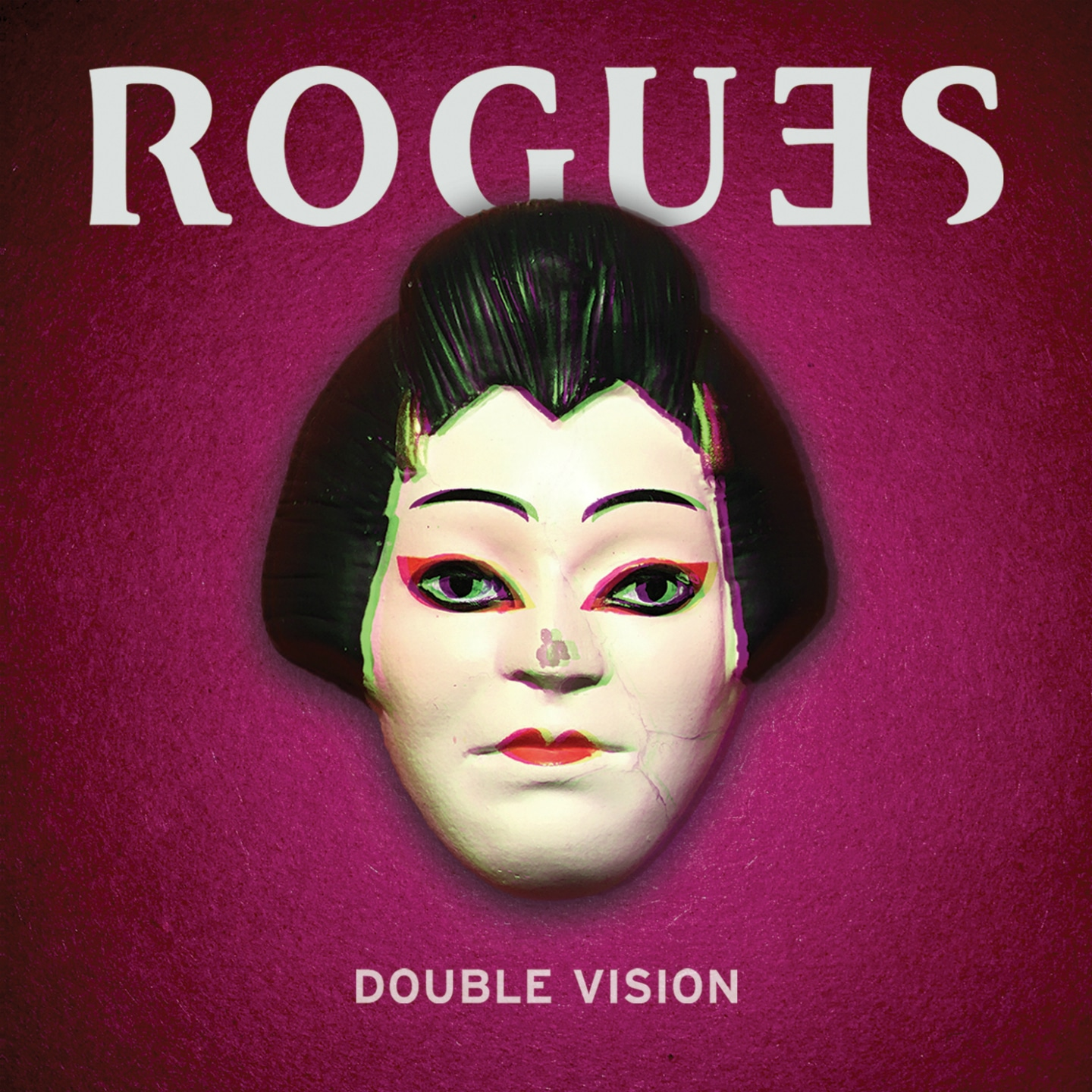 Rogues, Double Vision, Cover