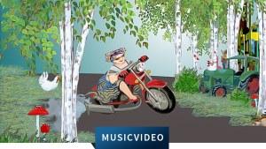 Arne und die Strümpfe, Cover, Musicvideo,Die Traktor, Hörspiel,Kinder,Youtube, Hänschen Klein
