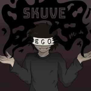 Skuve, Ego, Album, Cover, FBP Music Publishing, Frankfurt, Deutschland