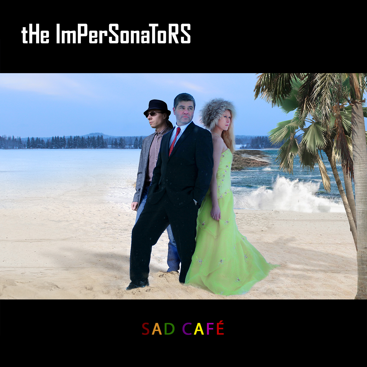 The Impersonators - Sad Cafe EP