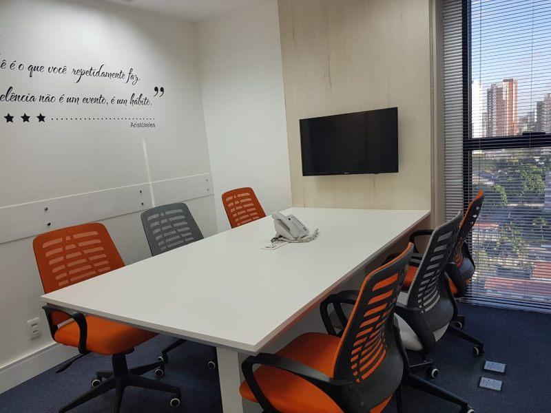 salas de reunião em fortaleza