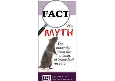 Fact vs. Myth – The Essential Need for Animals in Biomedical Research