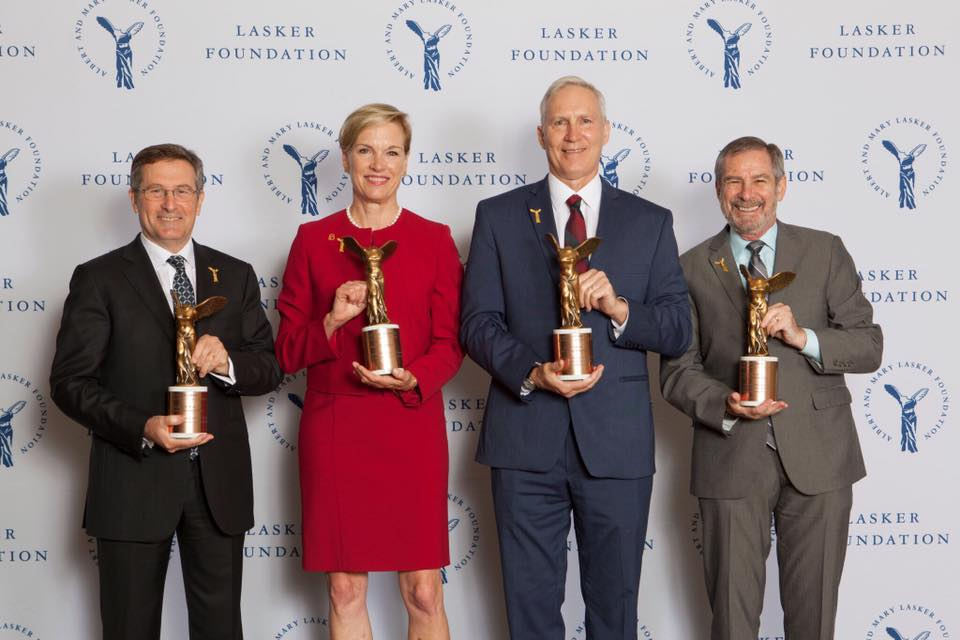 Animal Research in the Inspiring Story of Lasker Award-Winning Medical Discovery