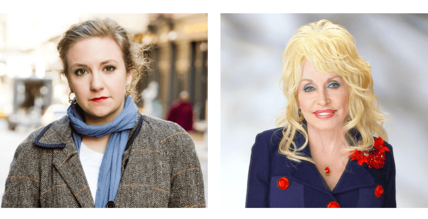 Lena Dunham, Dolly Parton, and New Frontiers in Women's Health Research
