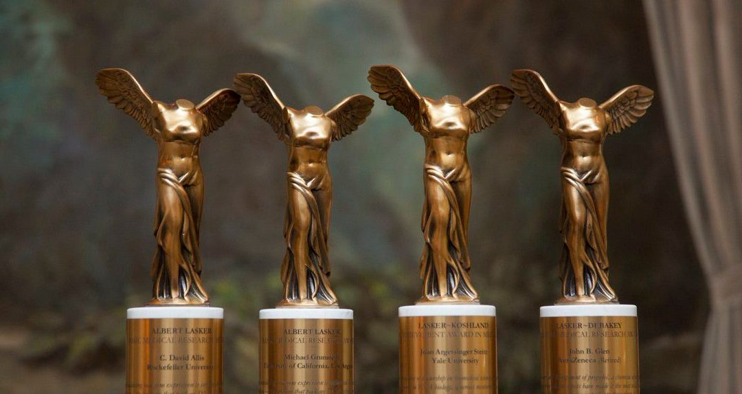FBR Salutes this Year's Lasker Award Winners
