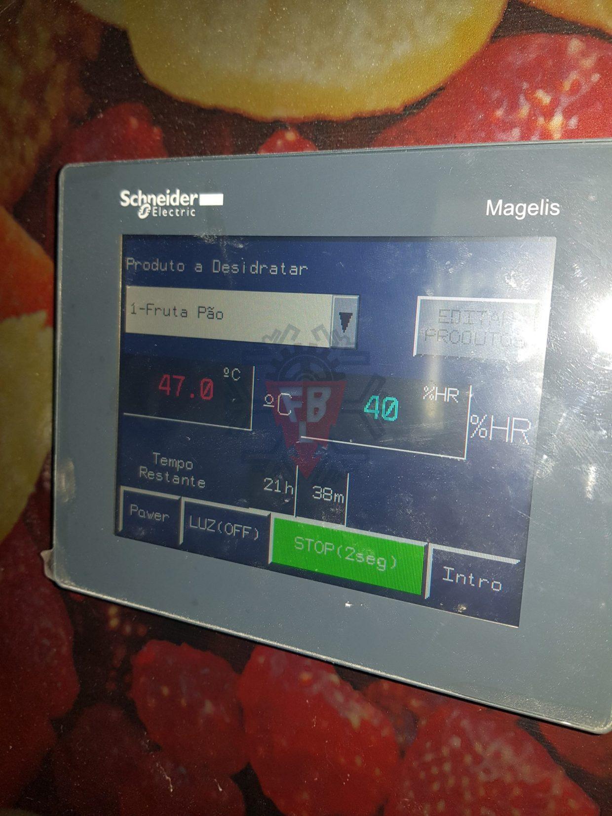 Consola Interface