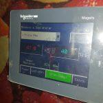 Consola Interface Ciclos Desidratação - F. Brigido