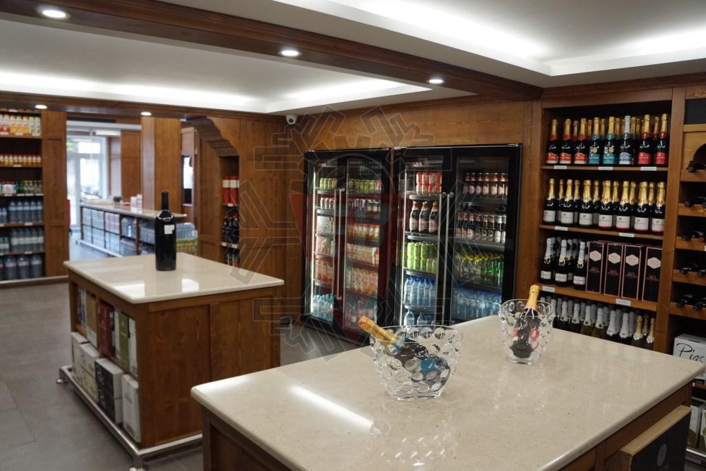 Armários Refrigerados Vinhos