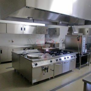 Cozinhas Industriais / Restauração