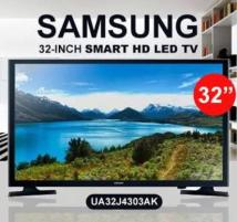 125.000 Point - TV Samsung LED 32 in