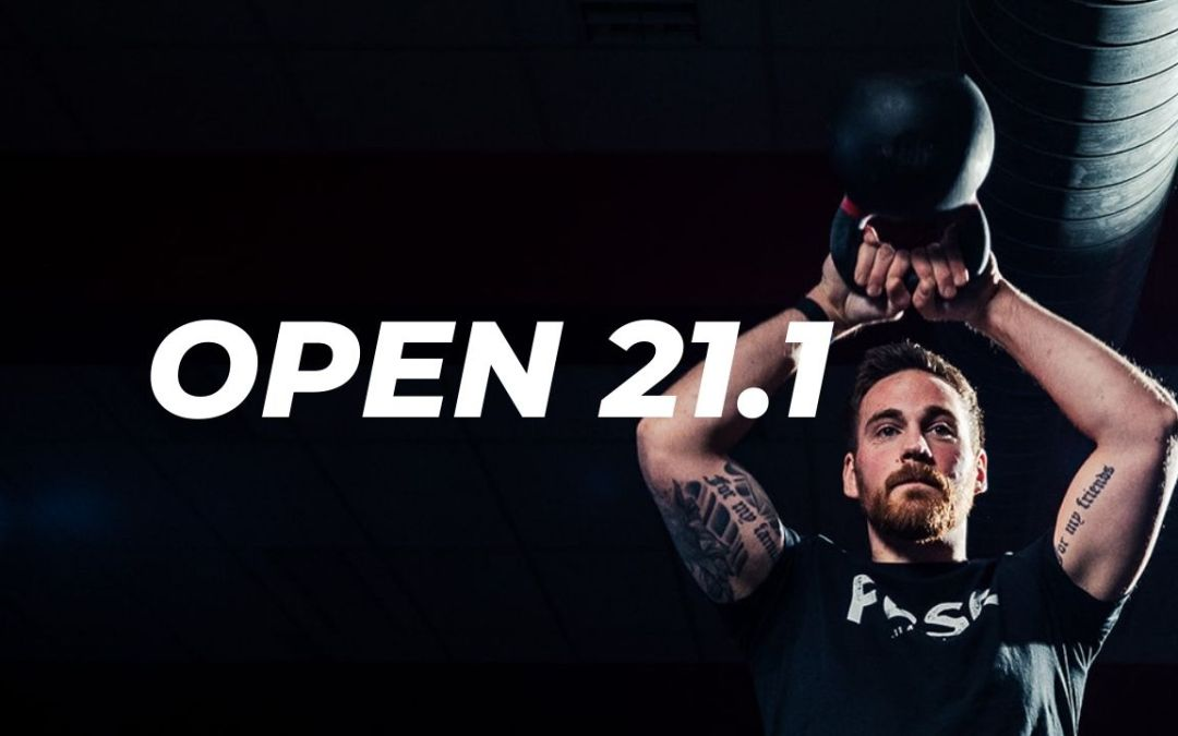 OPEN WORKOUT 21.1 (DE)