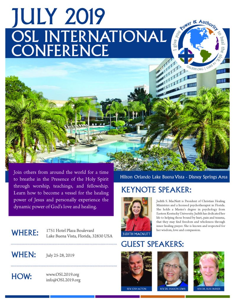 Order of St  Luke International Conference – Disney Springs