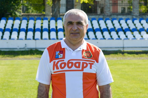 Калин Ервандович Степанян