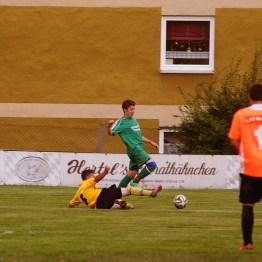 FC Schwarzenbach - FC Waldstein 18
