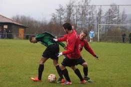 Weißenstadt - FC Schwarzenbach 3
