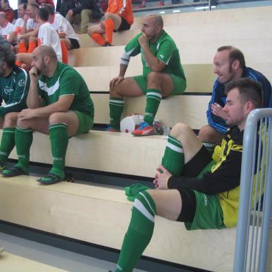 Hallenkreismeisterschaften Alten Herren 2