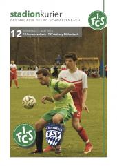 12 Stadionkurier  FCS vs FC Zell
