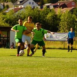 FC Wiesla Hof 2 - FCS 09