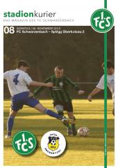 08 Stadionkurier FCS vs SpVgg Oberkotzau 2