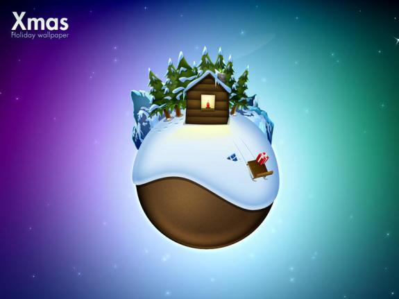 Christmas Holiday, High Quality Wallpaper