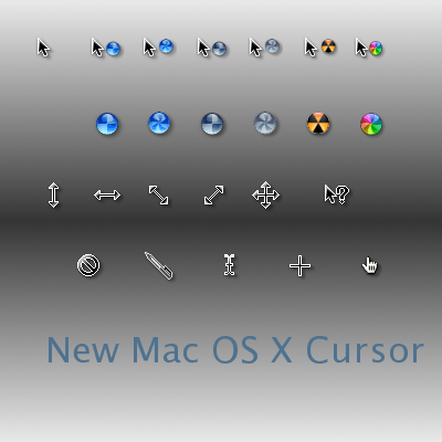 mac os x el capitan cursor pack - Coryn Club Forum