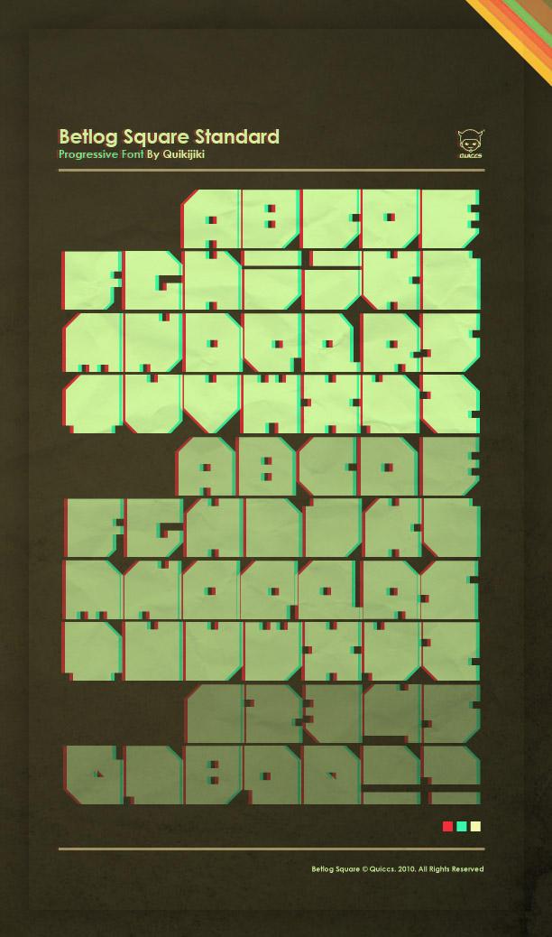 Betlog Square Standard